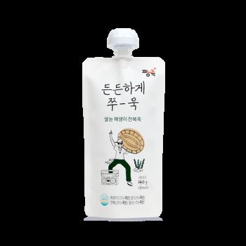 스파우트 쌀눈 매생이전복죽 1팩