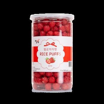 헬로까까짱 라이스퍼프 딸기