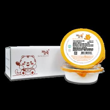 실온이유식 아기밥 4팩 세트