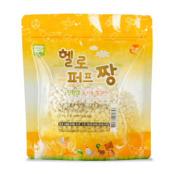 유기농 백미씨리얼 30g