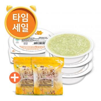 1.2단계 골고루5팩+유기농쌀과자 21g 2봉