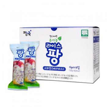 유기농 라이스팡 과일맛 1BOX-10개입