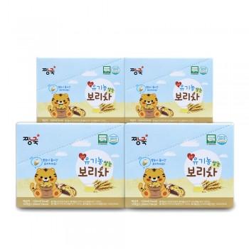 순한 유기농쌀눈보리차 4BOX -40봉