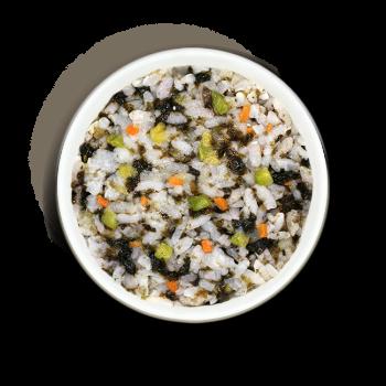 [실온] 김모듬야채밥