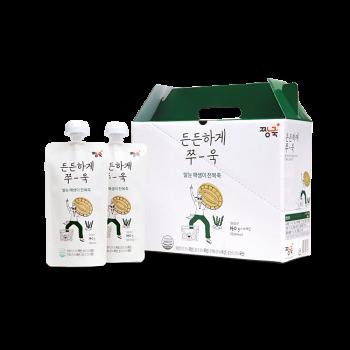 스파우트 쌀눈 매생이전복죽 1BOX_10개입