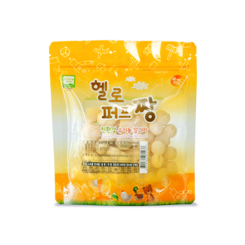 유기농 쌀떡뻥 딸기볼 16g(12개월↑)