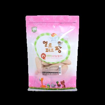 유기농 쌀떡뻥 단호박 50g